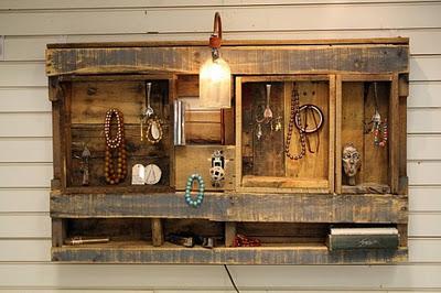 estanteria de palets