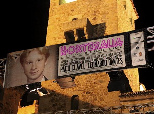 cartel festival horteralia