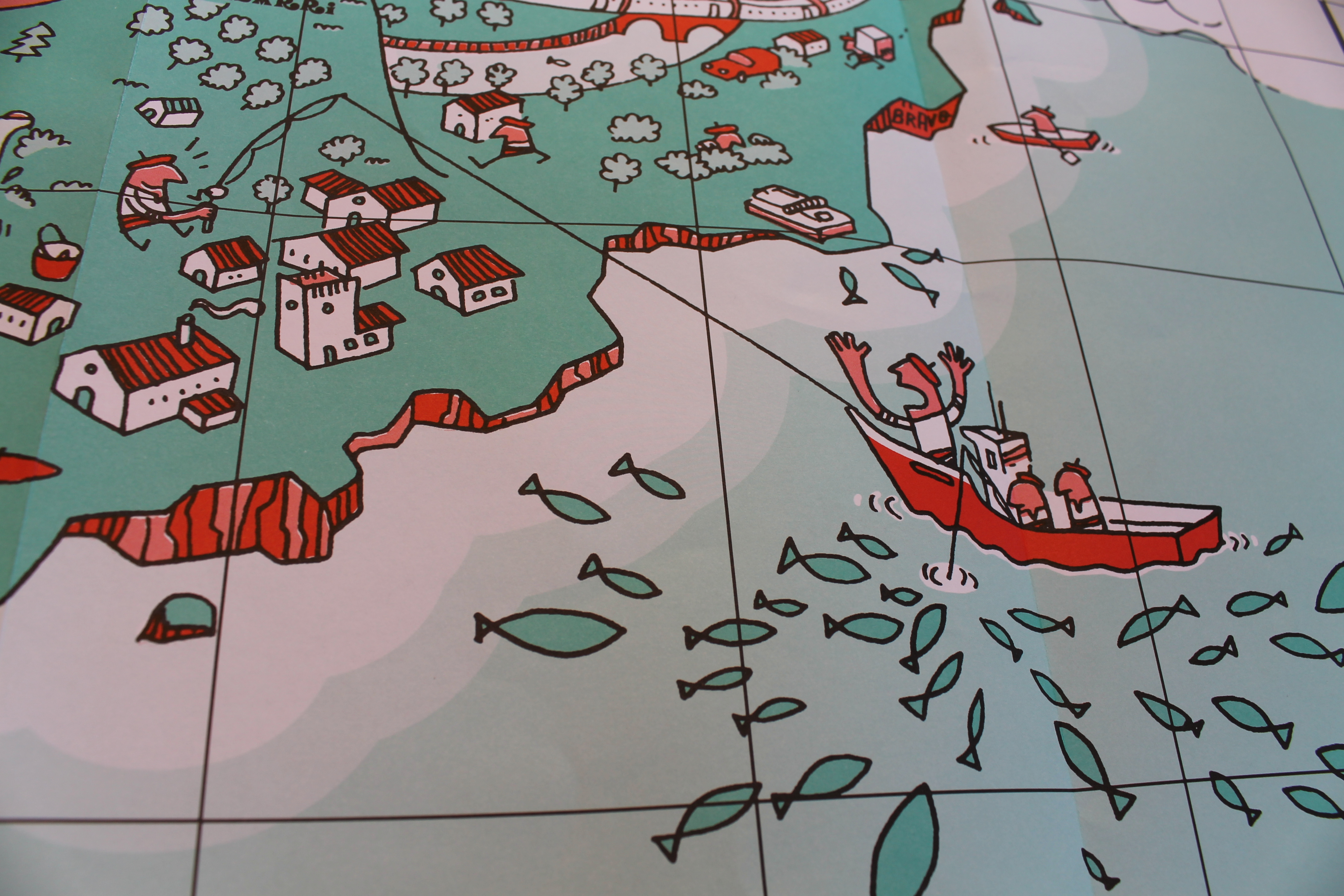 mapamundi bilbao