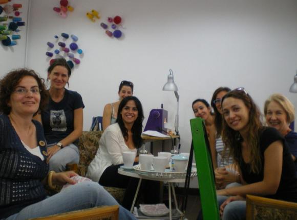 grupo de costura