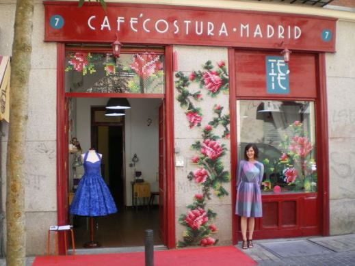 teta cafe costura madrid