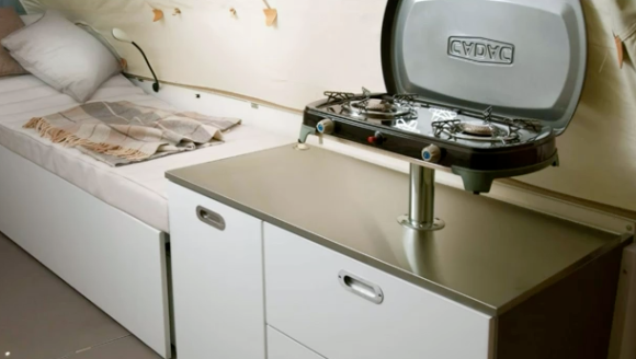 cocina autocaravana