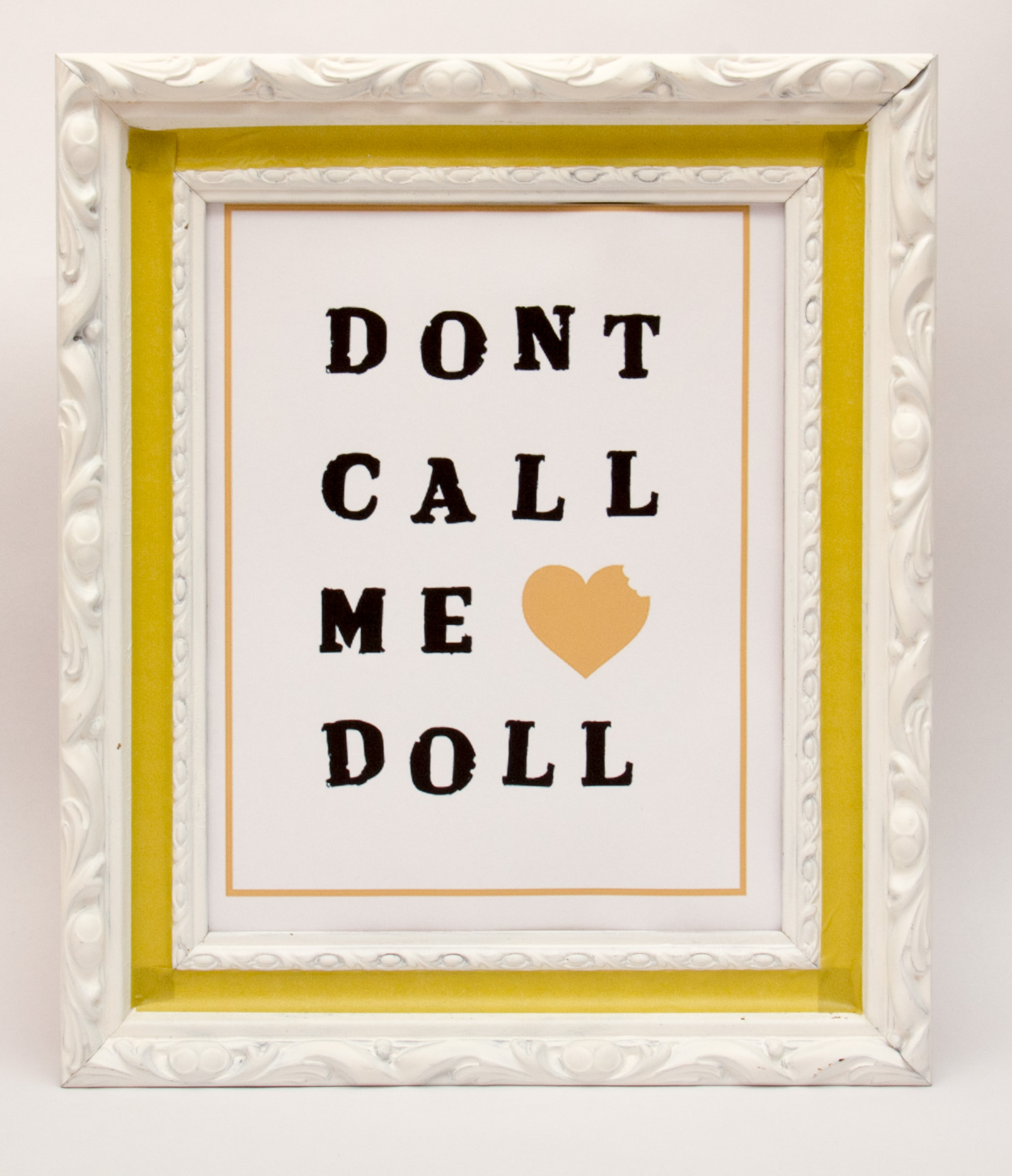 dont call me doll