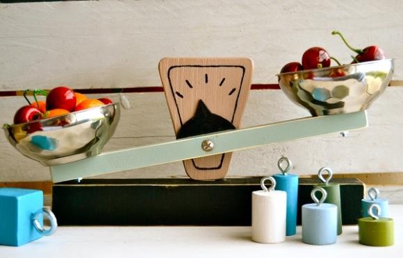 balanzas de cocina