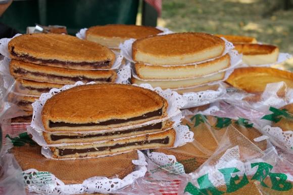 pastel tipico vasco