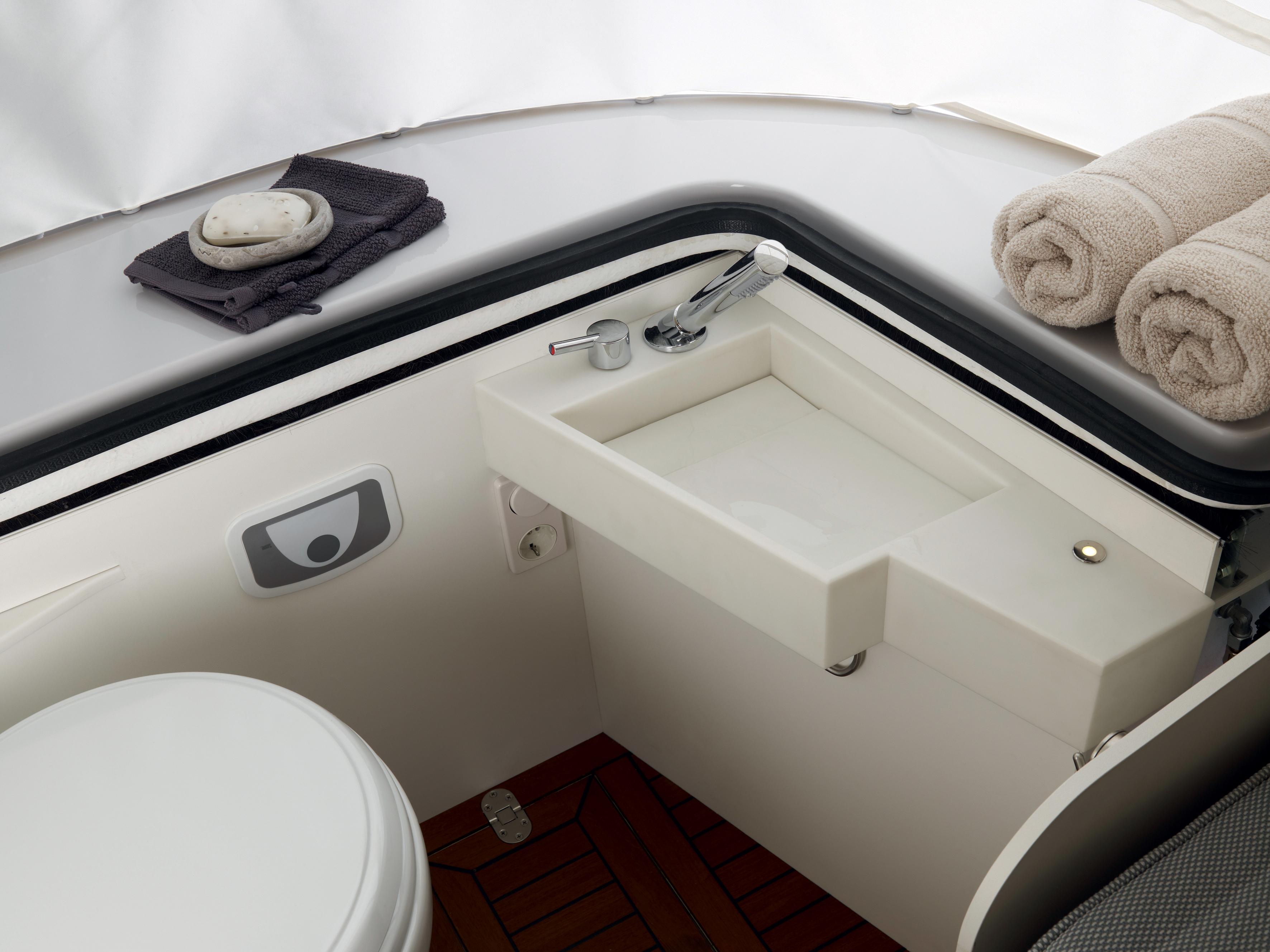 Lavabo Caravana.Una Suite Sobre Ruedas El Tarro De Ideas