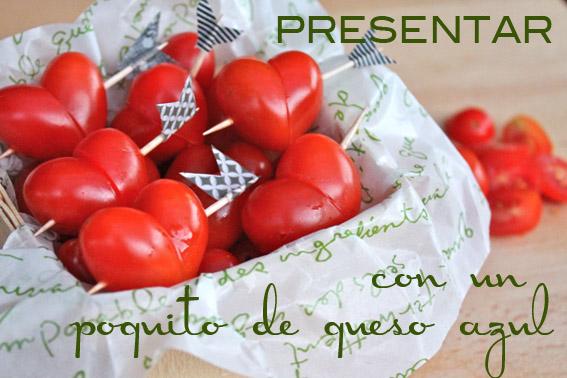 decoracion con tomates