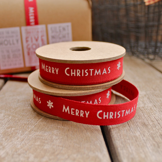 Lazo regalo navideño