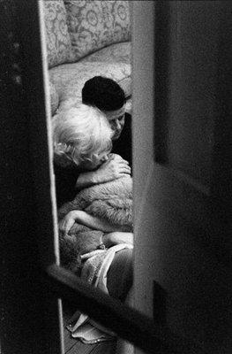 Marilyn Monroe y JFK