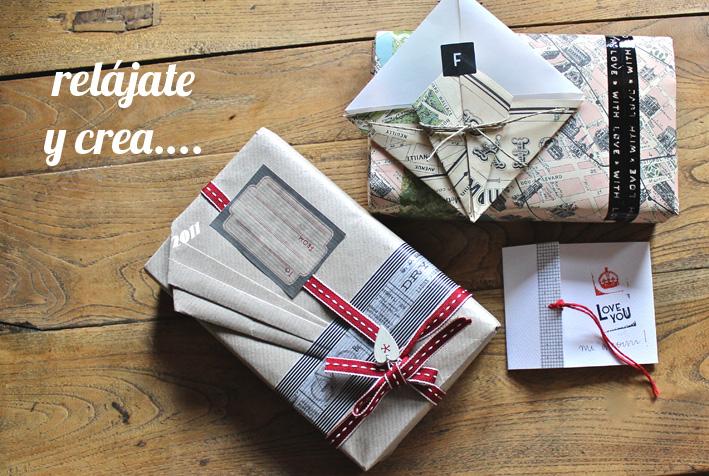 Taller de packaging creativo y relajante el tarro de ideas - Creatividad para regalar ...
