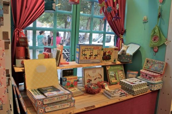 libreria infantil