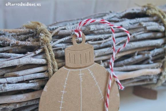 decoracion regalos navidad