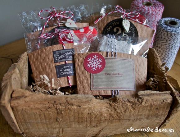 packaging para galletas