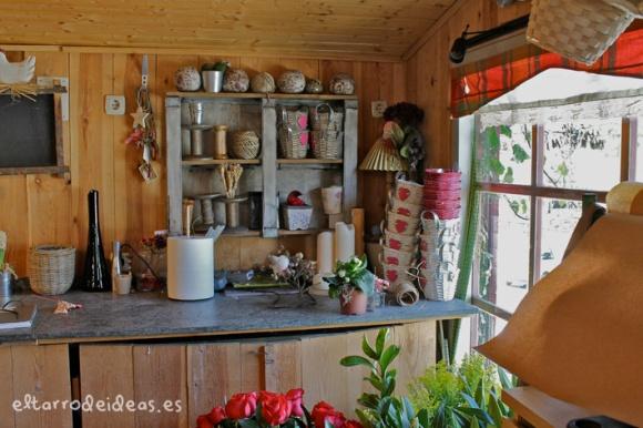 floristeria verde pimienta