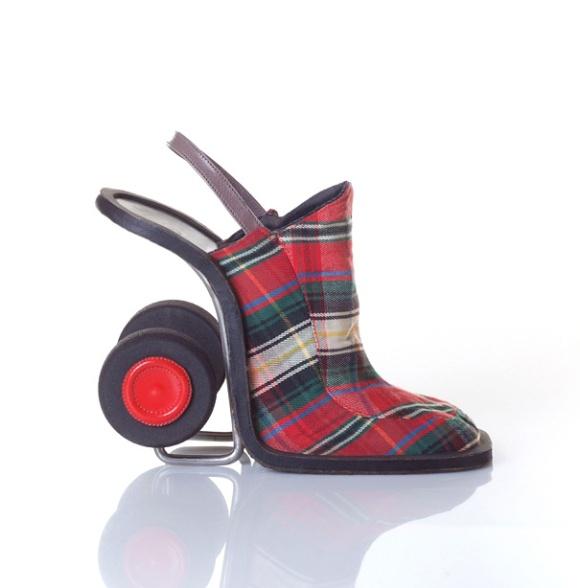 zapatos carrito de golf