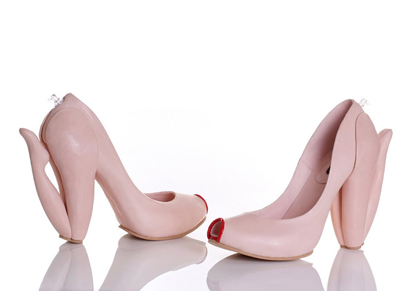 zapatos muñeca inchable