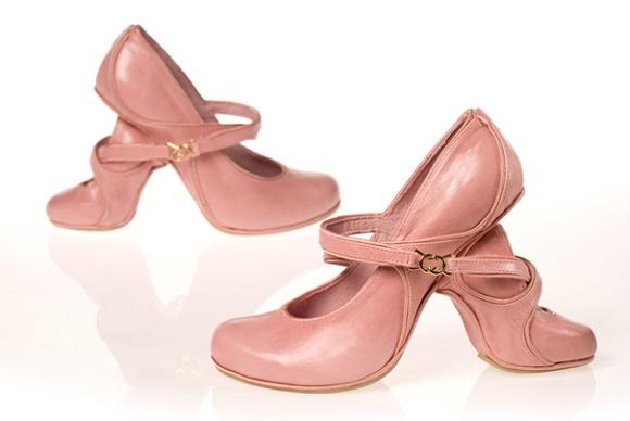 zapatos siames
