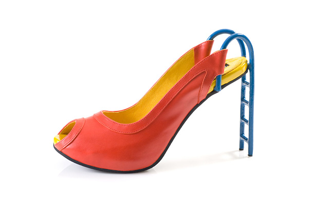 zapatos tobogan