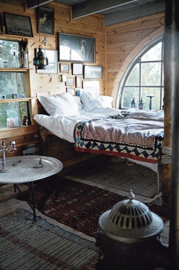 habitacion rustica