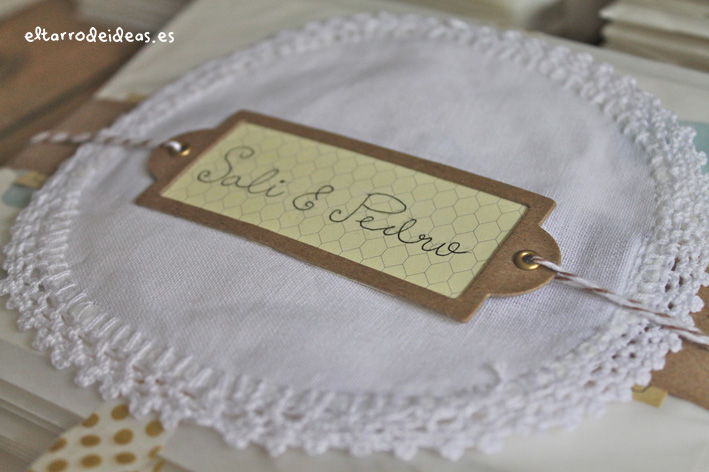 invitaciones boda distintas