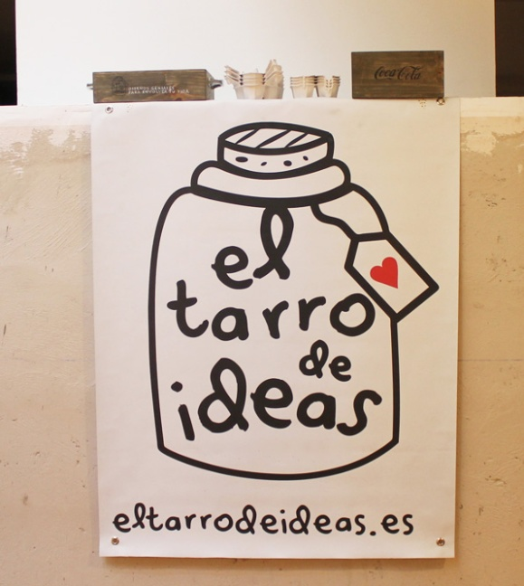 Enfant Terrible y El tarro de ideas