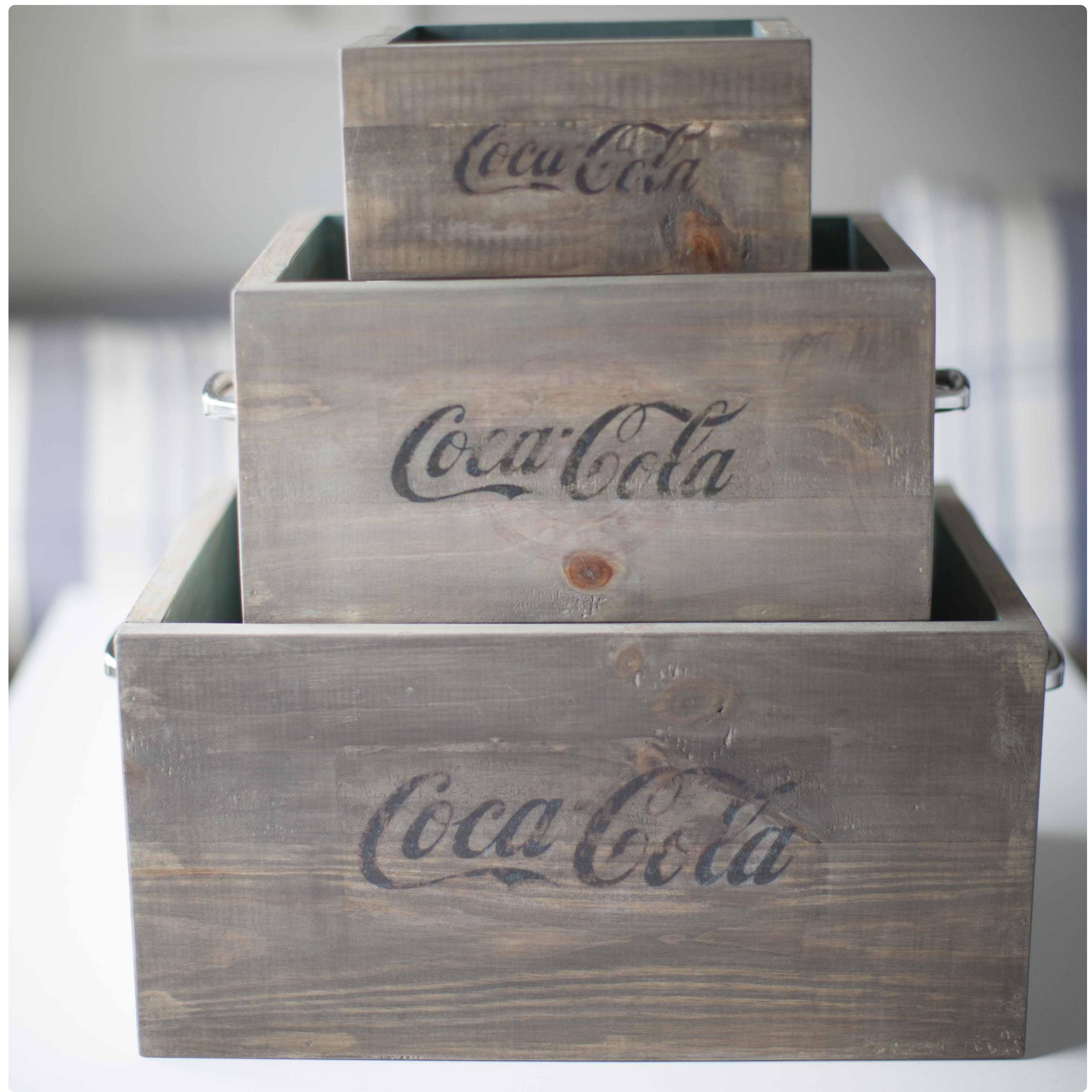 cajas madera