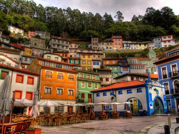 Cudillero, Asturias