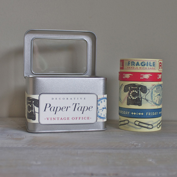 WASHI TAPE MADRID