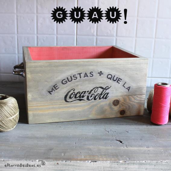 cajas cocacola