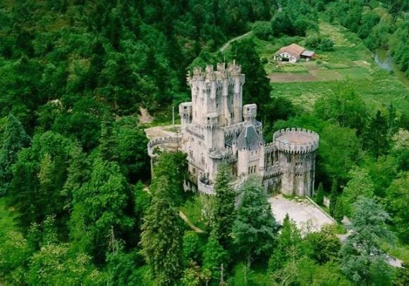 Castillo de Butrón, Gatika, Vizcaya