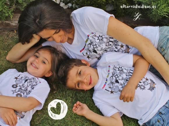 camisetas diversión1