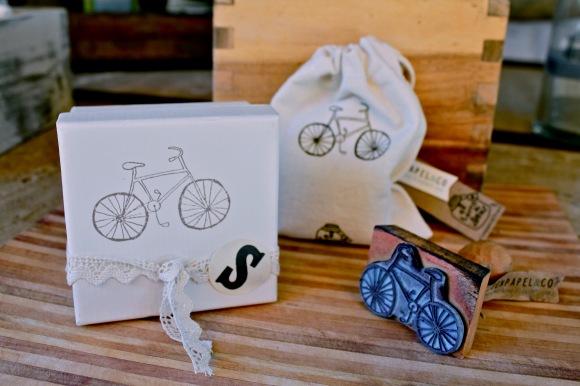 sellos bicicletas