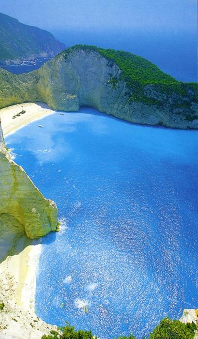Isla de Zakinthos, Grecia
