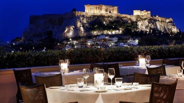 Athens hotel grande Bretagne
