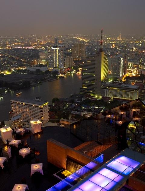 Sirocco Restaurant- Bangkok