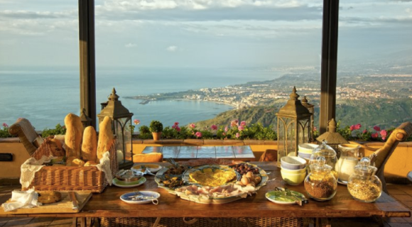 restaurante villa ducale-taormina