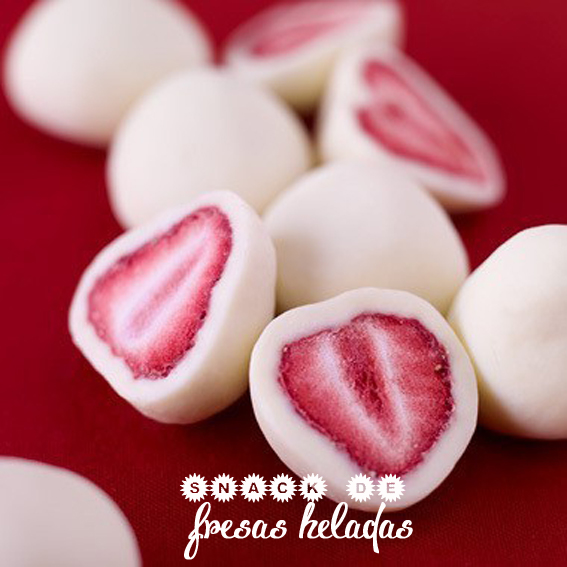 bombon de fresa
