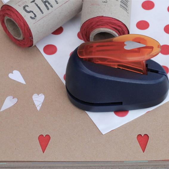 perforadora corazones
