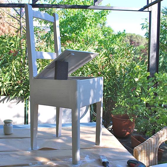 tutorial restaurar sillas
