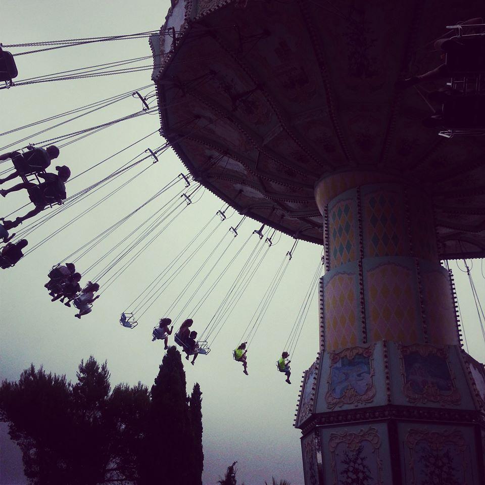 parque de atracciones