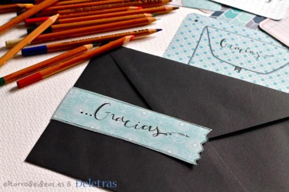 caligrafia creativa