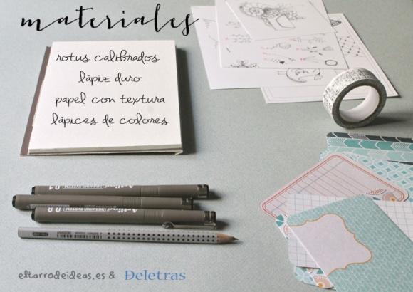 tutorial caligrafia