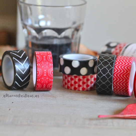 washi tape navidad