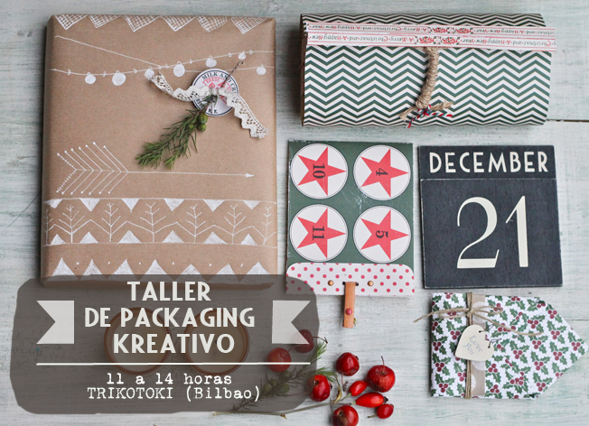 Taller packaging creativo