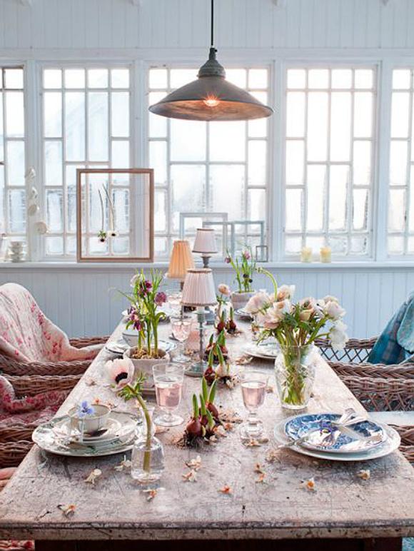 Consejos para que tu mesa esta noche luzca de cine el for Como poner una mesa bonita