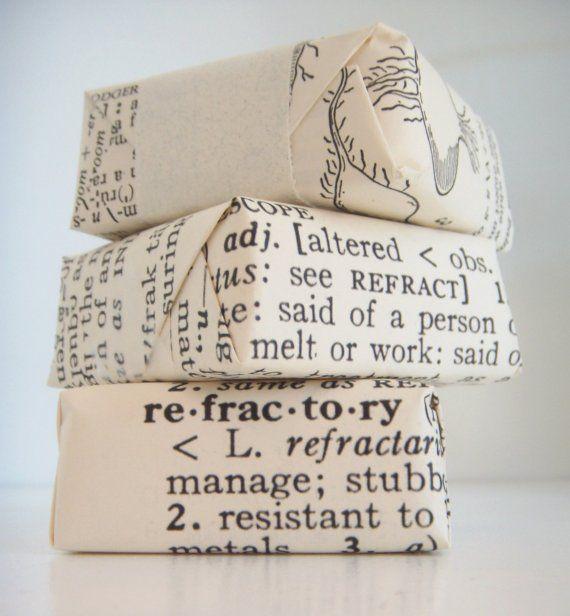 envolver con papel