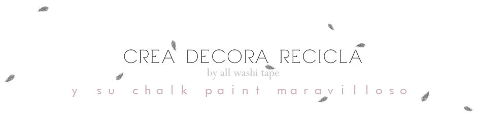 La pintura de moda que te va a enganchar - Crea decora y recicla ...